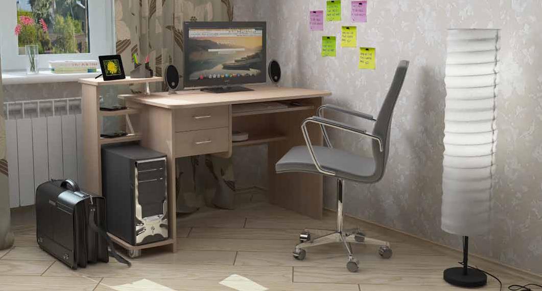 Купить компьютерный стол ирбис недорого в интернет-магазине .