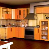 Клён/Оранжевый