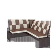 Венге/тёмно коричневый Кожзам