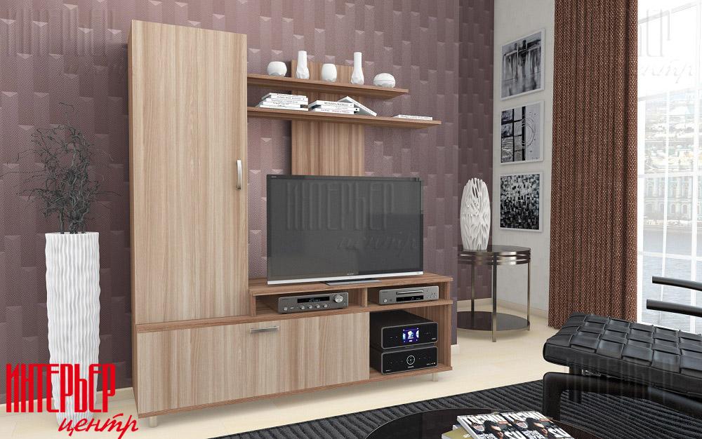 Мебель Для Гостиной Беленый Дуб Москва